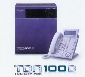 JUAL PABX PANASONIC KX-TDA 100D