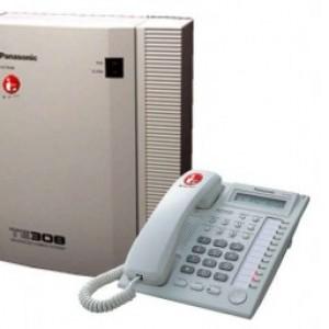 PABX PANASONIC KX-TEB 308