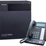PABX PANASONIC : PABX TDA100 – Cap Max 16 Line 64 ext