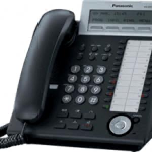 Jual telepon Digital Panasonic KX DT 343
