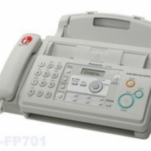 FAX PANASONIC KXF-701