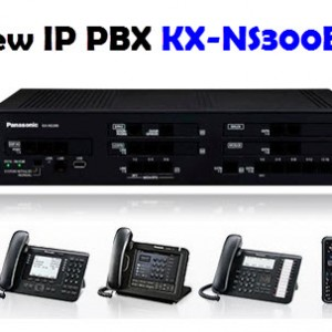 PABX PANASONIC NS300