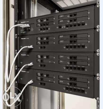 PABX Panasonic kx-ns300 expand full