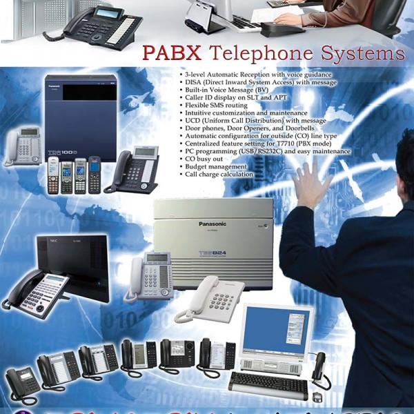 pabx-panasonic-system