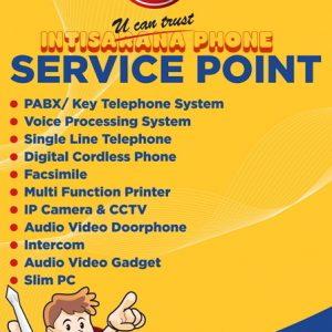ITComm Panasonic Bekasi